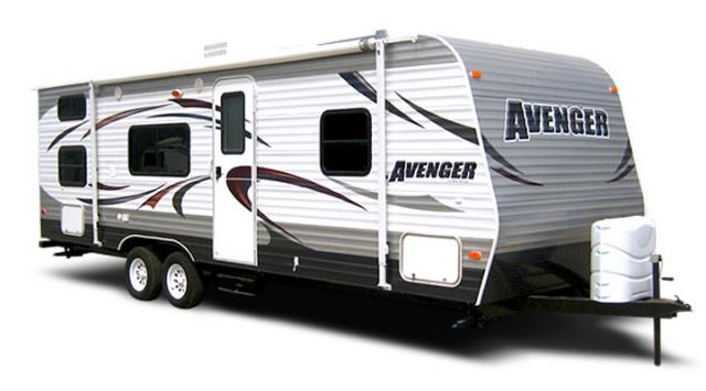Avenger Travel Trailer