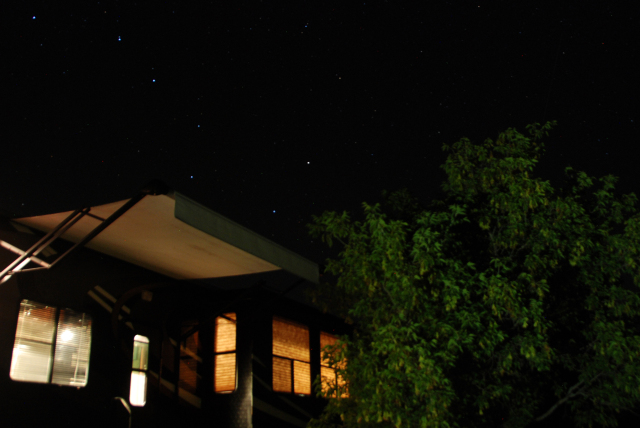 How to Photograph the Stars while RVing