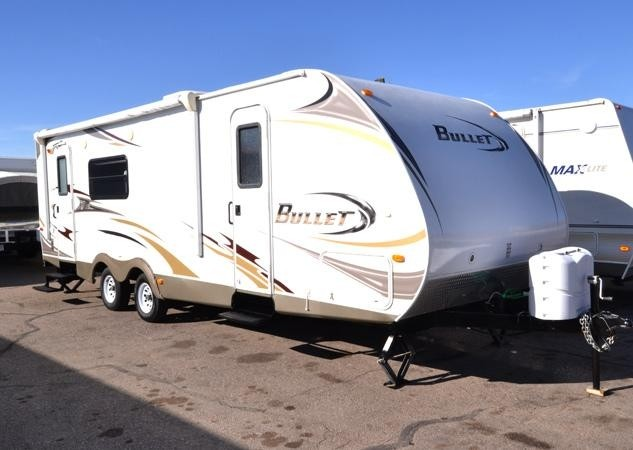 2010 KEYSTONE BULLET 250RKS Travel Trailer