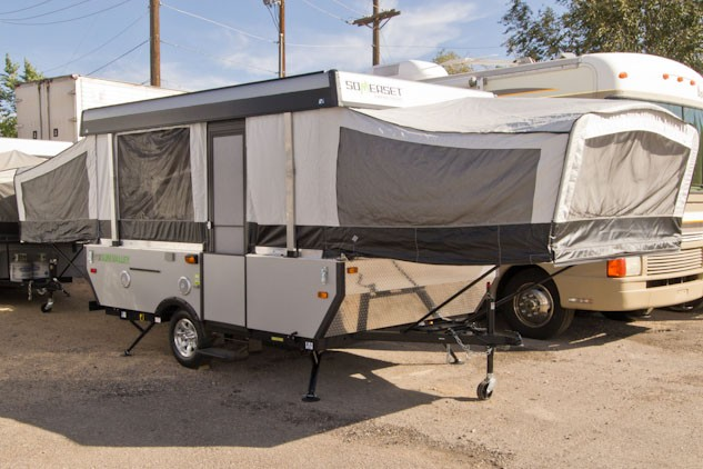 New 2013 Columbia Northwest Somerset Camping Trailers Sun Valley