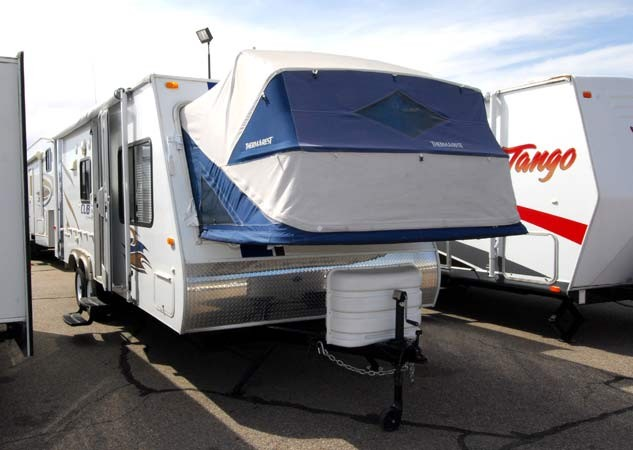 Used Hybrid Travel Trailers Albuquerque