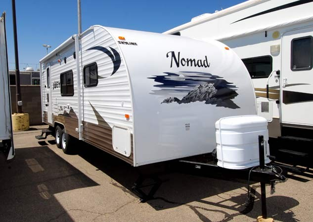 Used Travel Trailers New Mexico