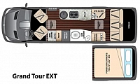 2016 AIRSTREAM INTERSTATE GRAND TOUR EXT