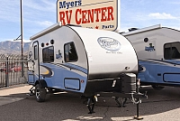2017 FOREST RIVER R-POD RP-180