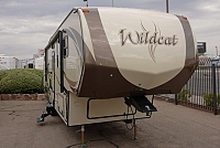 2017 FOREST RIVER WILDCAT 32BHX