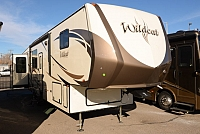 2017 FOREST RIVER WILDCAT 35WB