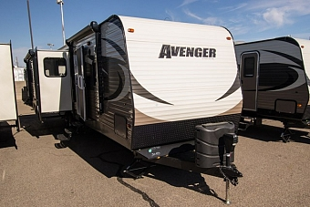 2015 PRIME TIME AVENGER 32RED