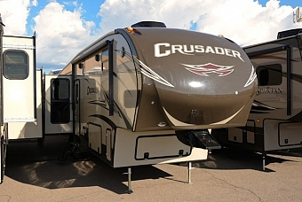 2015 PRIME TIME CRUSADER 334CKT