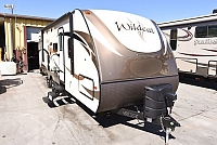 2017 FOREST RIVER WILDCAT 251RBQ