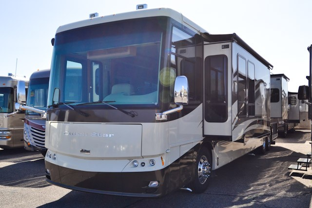 2010 NEWMAR DUTCH STAR 4386