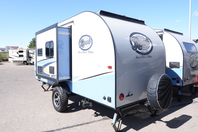 2018 FOREST RIVER R-POD RP-180