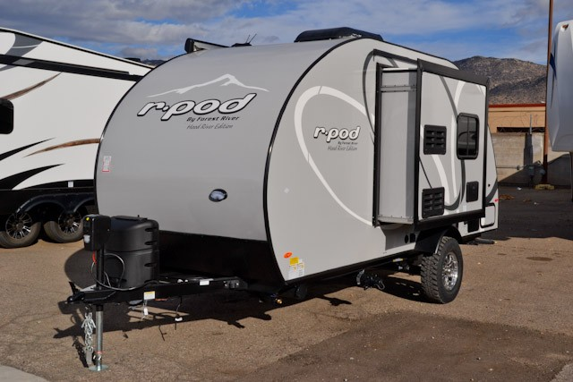 2019 FOREST RIVER R-POD RP-176