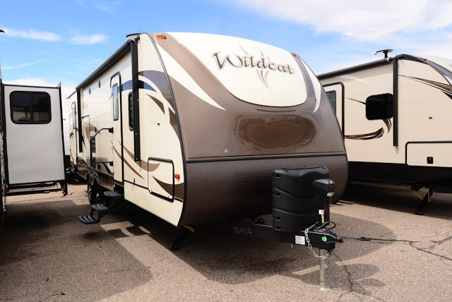 2019 FOREST RIVER WILDCAT 312RLI