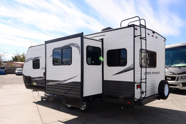 2019 HIGHLAND RIDGE OPEN RANGE 23RLS