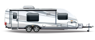 Myers RV Center Travel Trailers